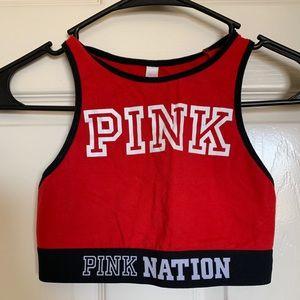 Pink - Sports Bra